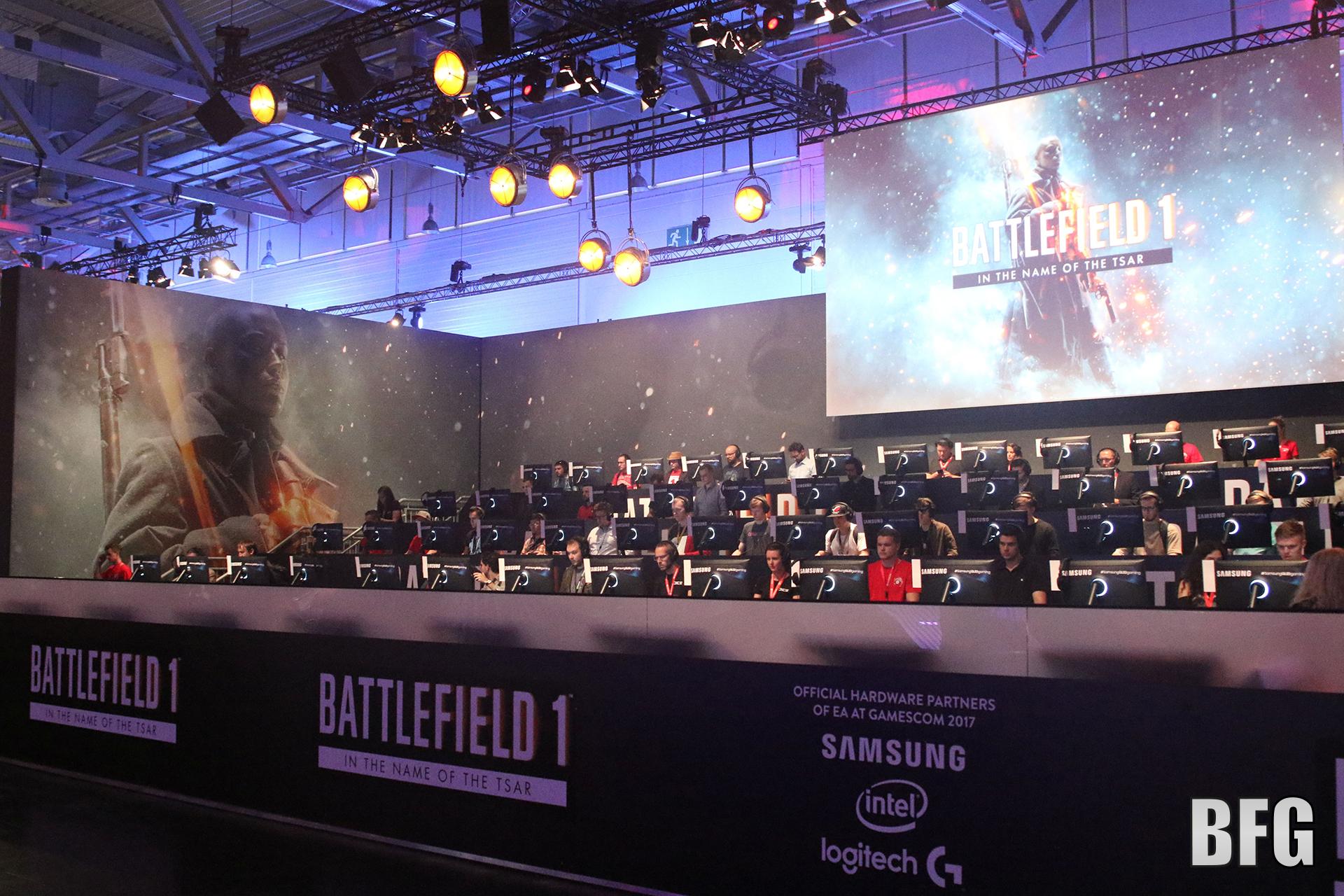 Battlefield 1 Spielstationen