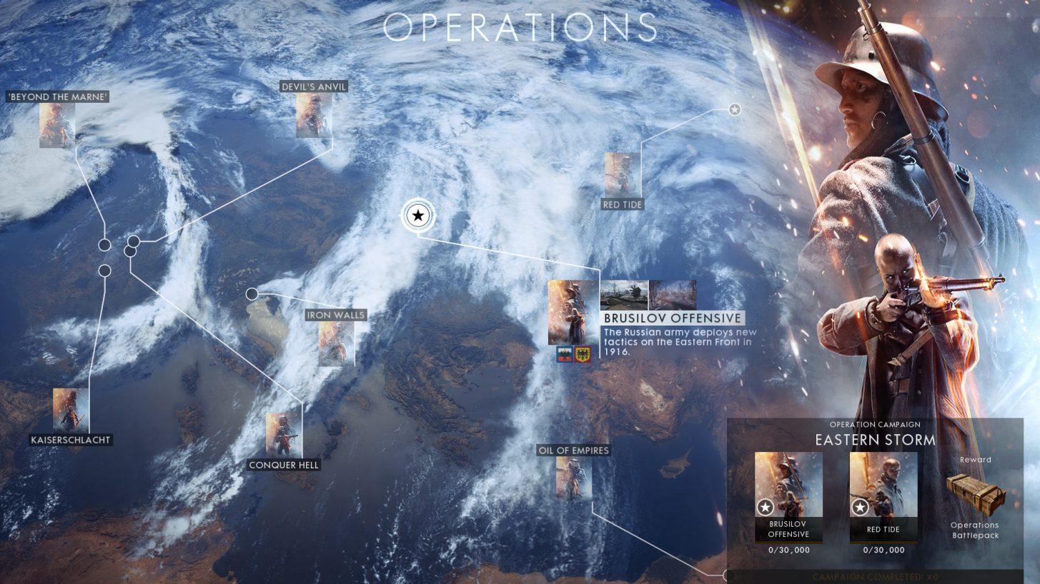 Operationen-Kampagnen