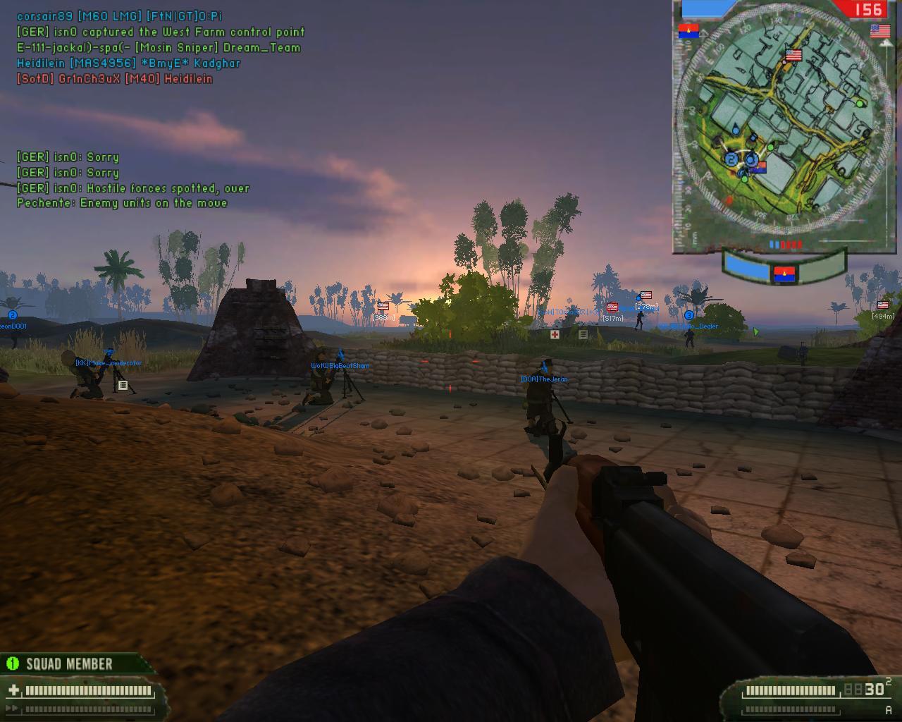 Battlefield 2 Все Патчи