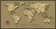 World Conflict Kampagnenkarte