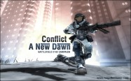 Conflict: A New Dawn