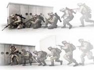 Battlefield 3 - Animationen