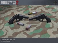 Leuchtpistole 34