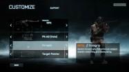 Battlefield 3: Waffenmenü