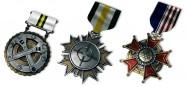 Battlefield 3 Medaillen