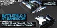 EA-Stand auf der Gamescom
