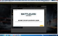 Battlelog Beta-Login