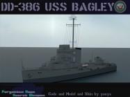 DD-386 USS Bagley