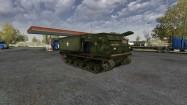 M270 MLRS USA Waldtarn