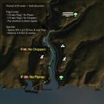 Flaming Dragon Map