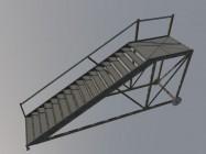 exportierte BF2-Treppe