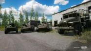 Neue russische Fahrzeuge