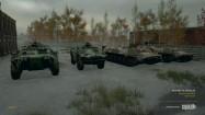 Neue Militia-Fahrzeuge