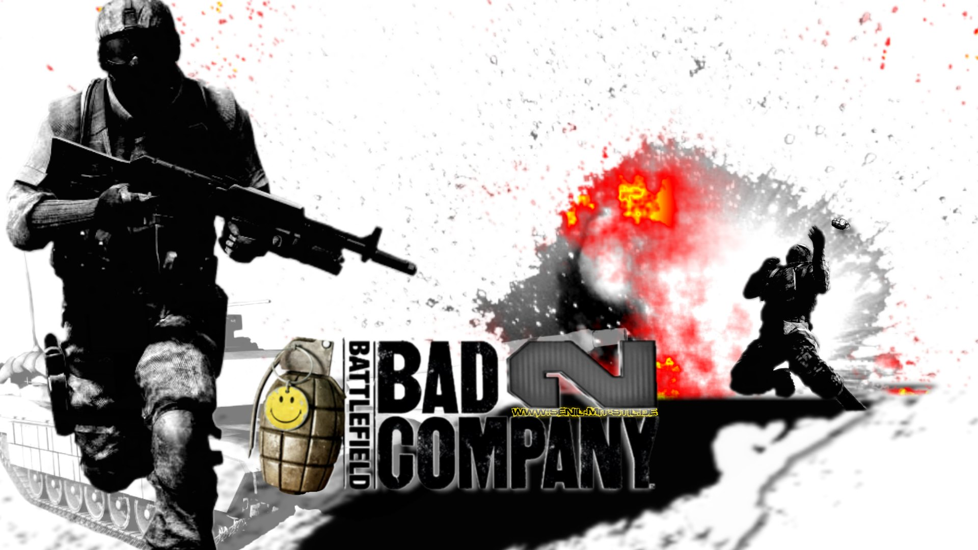 Battlefield bad company wallpaper - photo#27